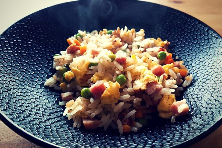 Cours cuisine samoussas riz cantonais