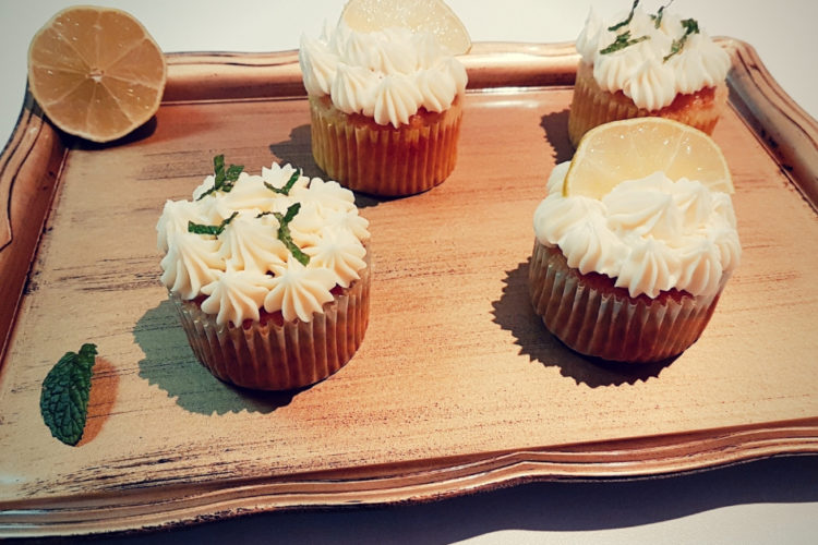 Cours patisserie cupcakes mojito