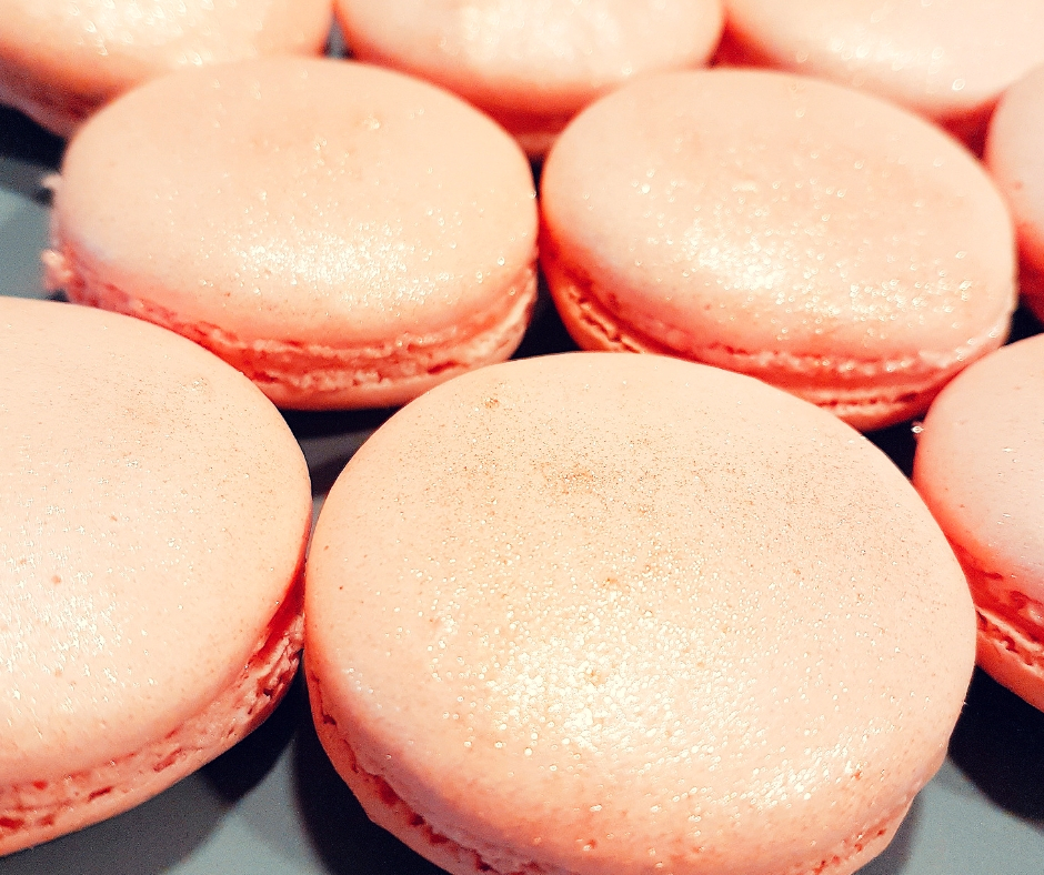 Cours patisserie macarons