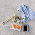 Cours de cuisine sushi maki Pau