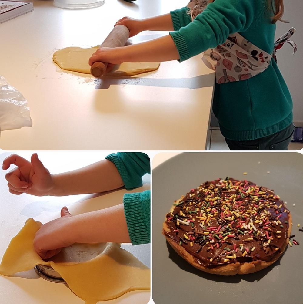 Cours de pâtisserie pour enfants