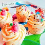 Dessert cupcakes citron