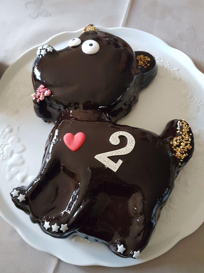 Gâteau d'anniversaire enfant personnalisé