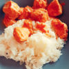Cours cuisine poulet curry lait coco riz pilaf