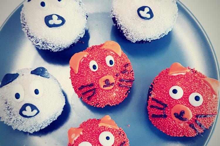 Cours patisserie enfants cupcakes animaux