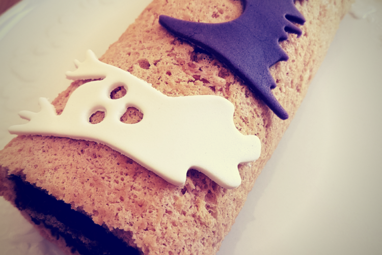 Cours patisserie gateau Halloween