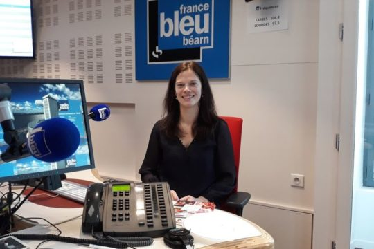 Studio France Bleu Bearn
