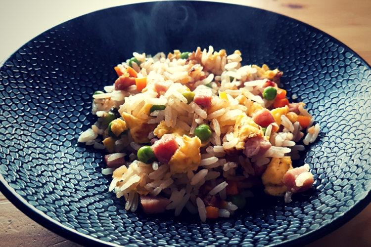 Cours cuisine riz cantonais