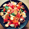 Cours cuisine salade vegetarienne