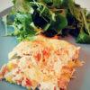 Cours cuisine tortilla thon courgettes