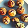 Cours patisserie enfants muffins pistache fraises