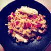 Cours cuisine poulet basquaise riz
