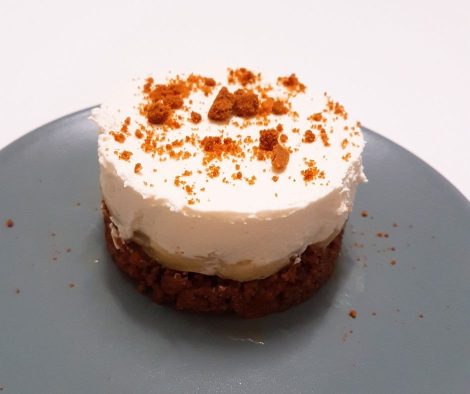 Cours patisserie banoffee pie