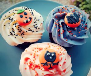 Cupcakes Halloween @ J CUISINE