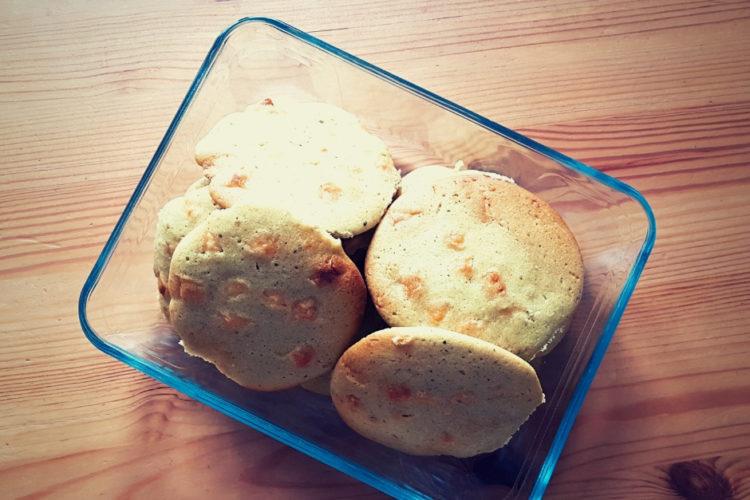 Cours patisserie enfants cookies pistache chocolatblanc