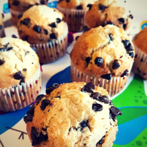 Cours patisserie enfants muffins chocolat
